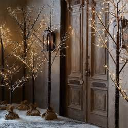 Lighted Trees Home Decor Home Dzine Home Decor Sustainable Trees From Your Own Garden