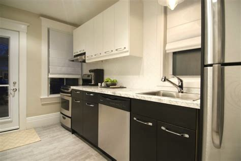 white formica kitchen cabinets formica bianca luna contemporary kitchen hgtv