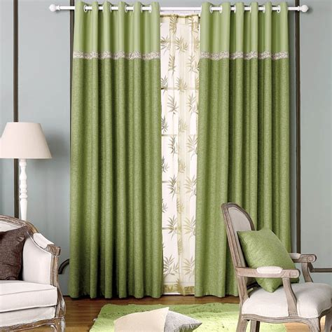 ready made draperies window treatments full blackout curtain fabrics bedroom linen ready made