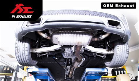 mercedes a45 amg exhaust mercedes w176 amg a45 valvetronic exhaust system fi