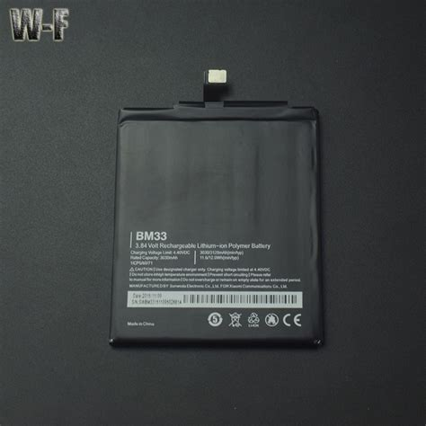 Battery Batre Baterai Xiaomi Mi4i Mi 4i Bm33 Original for xiaomi mi4i mi 4i bm33 battery replacement 3030mah li ion battery replacement for xiaomi