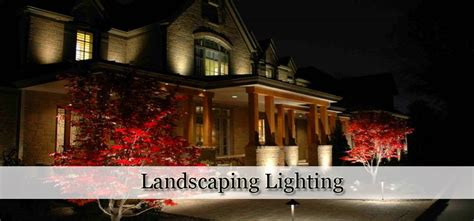 Landscape Lighting Knoxville Knoxville Electrician Residential Electrician Knoxville