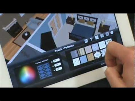 design home with ipad room planner ipad home design app by chief architect youtube