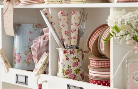 shabby chic kitchen interior designs with attention to
