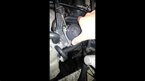 Audi A4 B5 Leerlaufregler by Audi 1 8 Adr Leerlauf Problem Luftmassenmesser Siehe