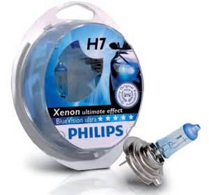 autolen philips blue vision bombillas philips x tremevision
