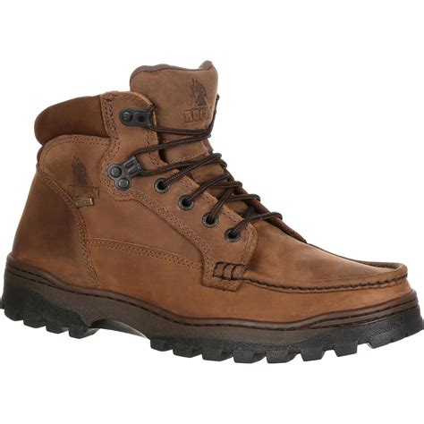 the boots rocky outback tex 174 waterproof field boots style 8723