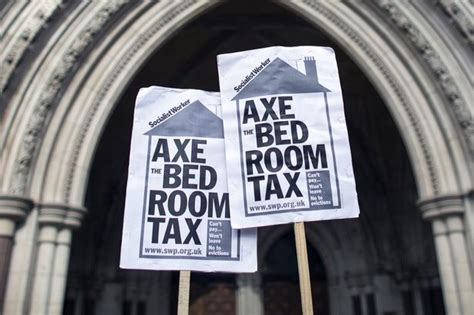 Bedroom Tax The Mirror Tories Bedroom Tax Appeal Costs 163 100 000 As They Argue It