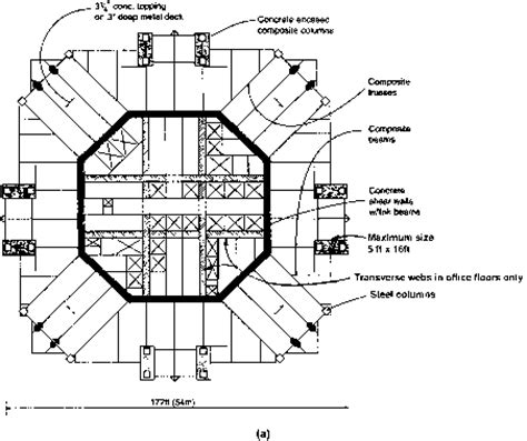Petronas Twin Towers Floor Plan case studies resisting system northern architecture