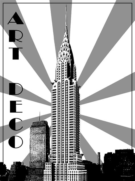 the chrysler building deco deco chrysler building new york quot deco