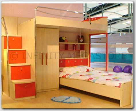 single bunk beds infinity megastore single bunk bed and bunk bed