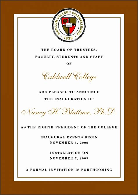 formal business dinner invitation wording
