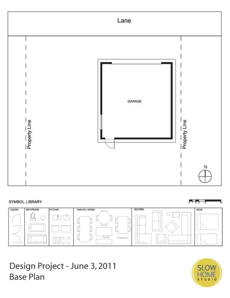 home plan project design resources laneway house design project day 1 slow home studio