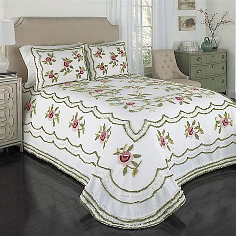 bedspreads at bed bath and beyond samantha chenille bedspread bed bath beyond