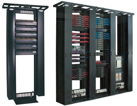 Networking Rack by How To Choose A Rack Cabinetfiber Optic Components