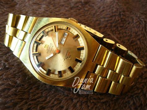 Jam Tissot Ring dunia jam pilihan tissot pr516 gold