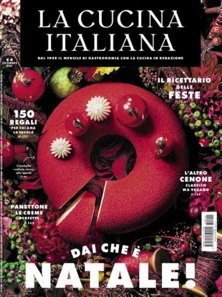 pdf cucina italiana la cucina italiana dicembre 2017 pdf free