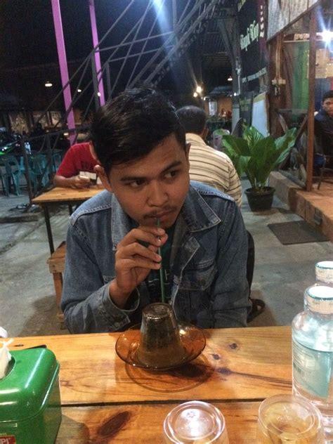 Sedotan Kopi Straw Coffe quot kupi khop quot drink coffee with cup minum kopi