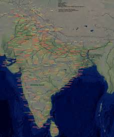 Map Of Ancient India by Map Of Ancient India Bharat Mahabharata Pictures To Pin On