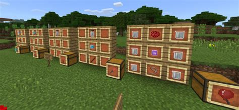 chemistry products creation beta  minecraft