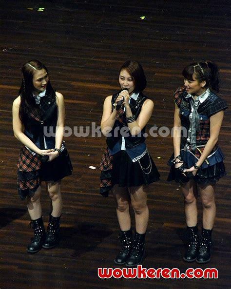 Kemeja Pendek Gingham Check foto chikano rina masuk team kiii jkt48 foto 2 dari 23