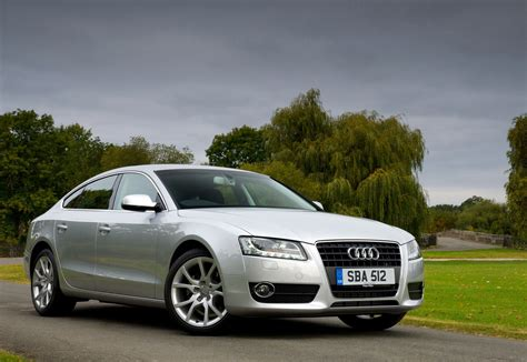 audi a5 sportback accessories audi a5 sportback 2009 features equipment and