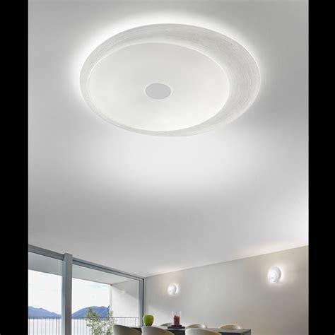 lade da soffitto di design plafoniera moderna in vetro bianco design fuoriskema