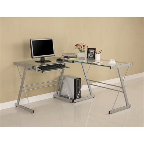 L Shaped Desk White Stainless White L Shaped Desk Thedigitalhandshake Furniture Coloring White L Shaped Desk