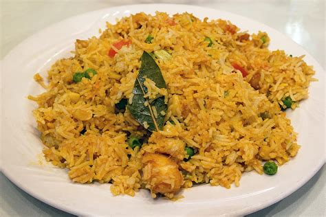 rice dish east indian biryani rice dish photograph by jpldesigns