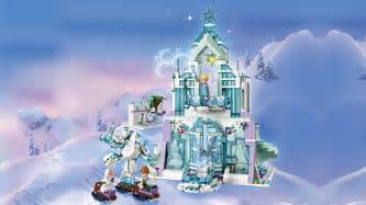 Fun Games To Play In The Bedroom 41148 elsa s magical ice palace products disney lego com