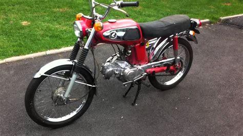 50ccm Motorrad Honda by Honda Ss 50cc