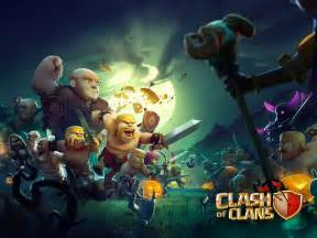 Clash of clans v6 322 for android latest version