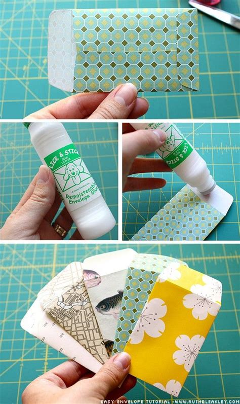 make your own envelope make your own envelopes i have some awesome paper scraps