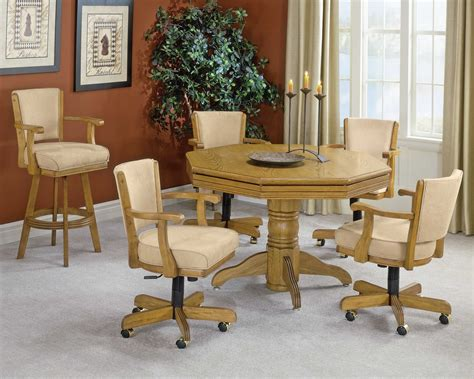 card table chairs with wheels light oak flip top card table traditional table
