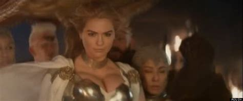 commercial actress game of war game of war s super bowl ad is pretty much kate upton in