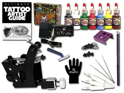 superior tattoo supply superior bargain kit by superior equipment