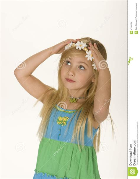 youngest looking women young girl looking up stock images image 4706104