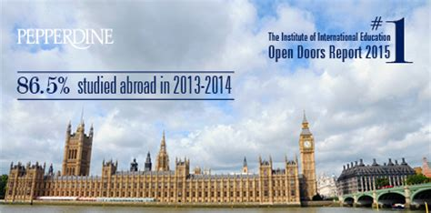 Pepperdine Mba Study Abroad by Pepperdine