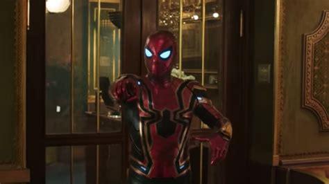 spider man   home trailer teases