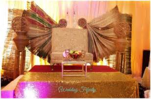Wedding Decorations Fabric Draping Nigerian Wedding Decor Traditional And White Wedding Ideas