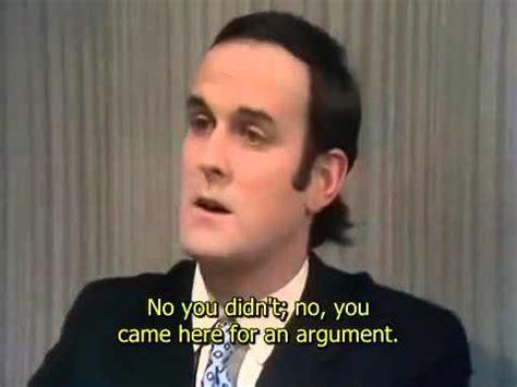 the room argument argument clinic monty python subtitles