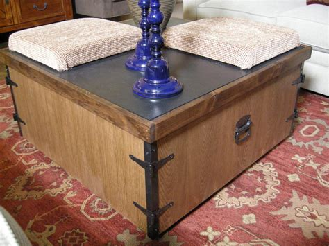 how to build a convertible top coffee table hgtv