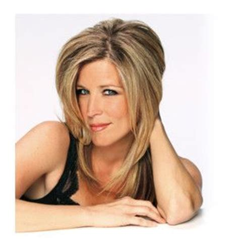 carly of gh hairstyles 17 best images about laura wright hair inspiration on