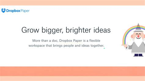 dropbox paper review dropbox officially launches paper collaboration tool