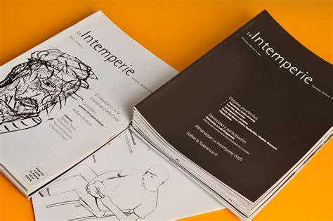 intemperie basado en revista la intemperie di pascuale estudio