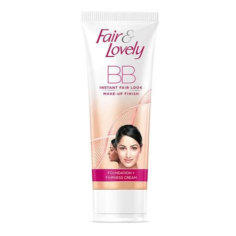 Foundation Fair And Lovely Fair Lovely Bb Foundation With Fairness