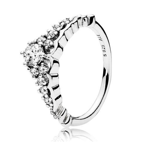 pandora fairytale tiara ring 196226cz pandora jewellery