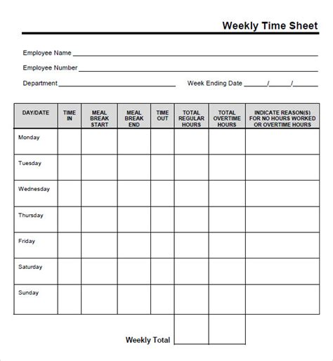 weekly timesheet template search results calendar 2015