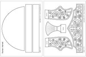 Helmet Of Salvation Craft Template by Ready To Color Imperial Helmet Template Shai Nave
