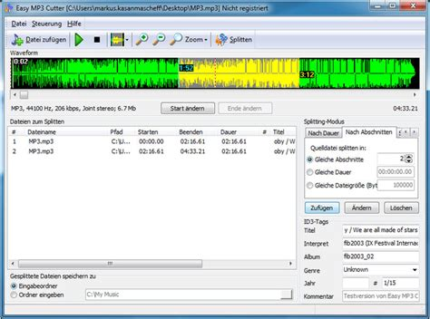 to cut a mp3 easy mp3 cutter download